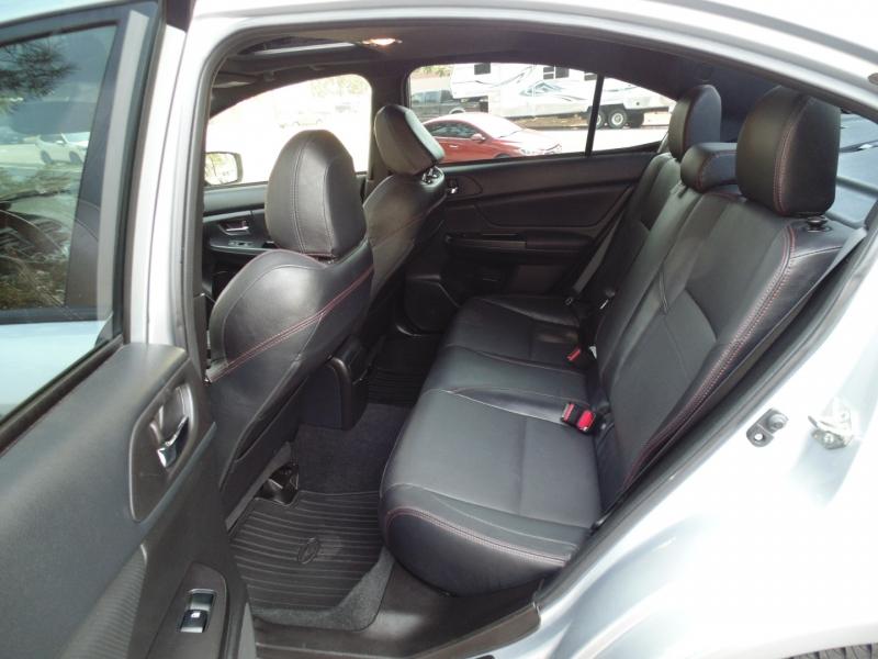 Subaru WRX 2015 price $22,875