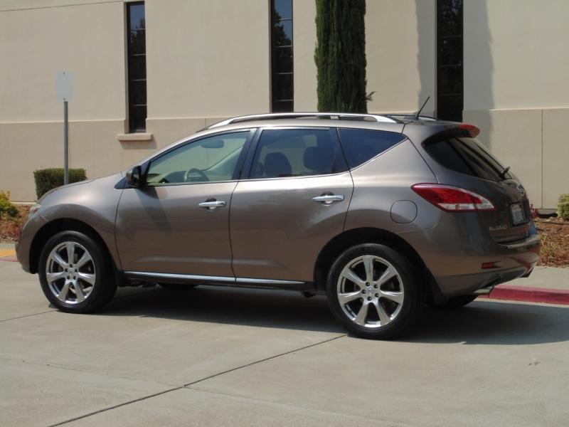 Nissan Murano 2012 price $10,955