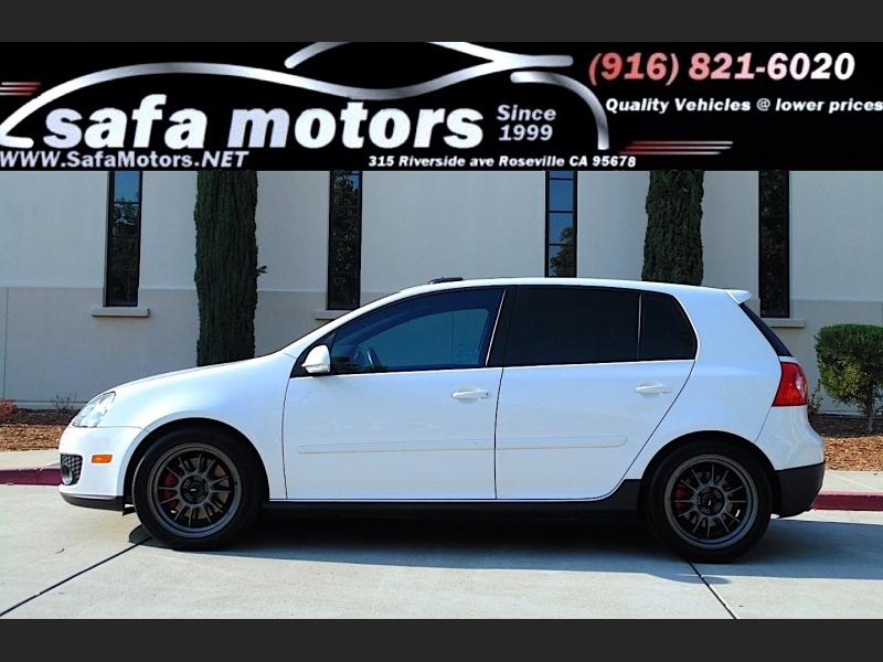Volkswagen GTI 2009 price $8,875