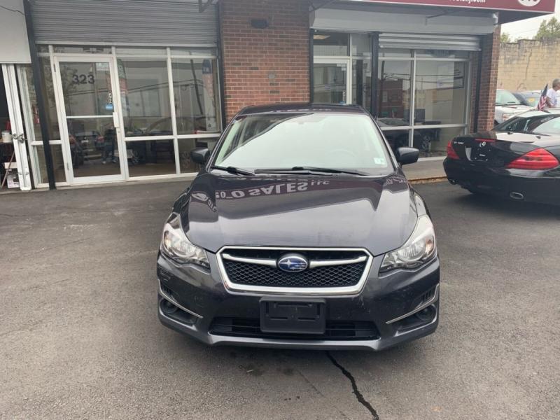 Subaru Impreza 2016 price