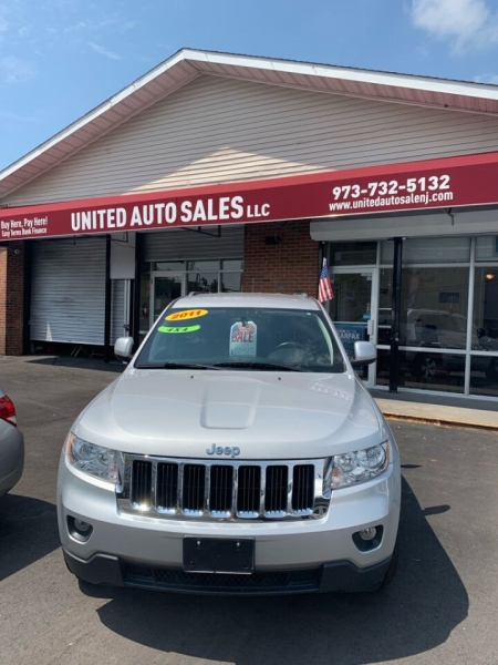 Jeep Grand Cherokee 2011 price $12,100