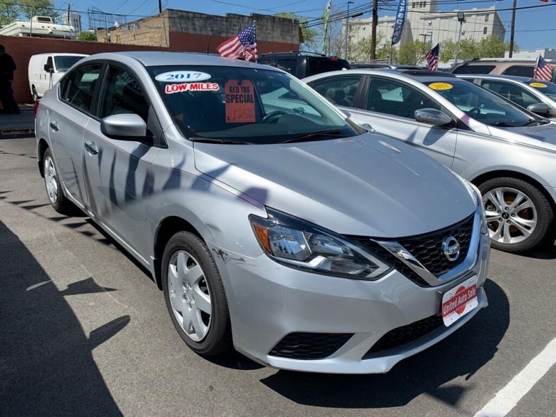 Nissan Sentra 2017 price $12,700