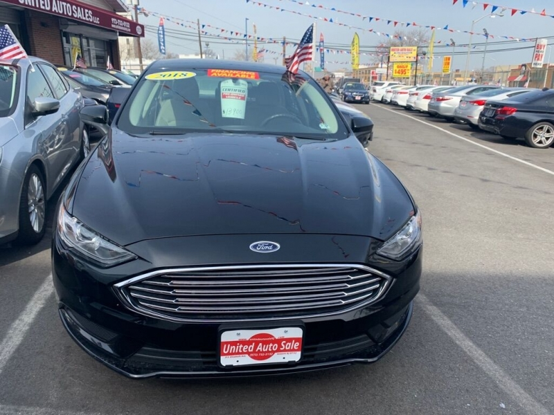 Ford Fusion Hybrid 2018 price