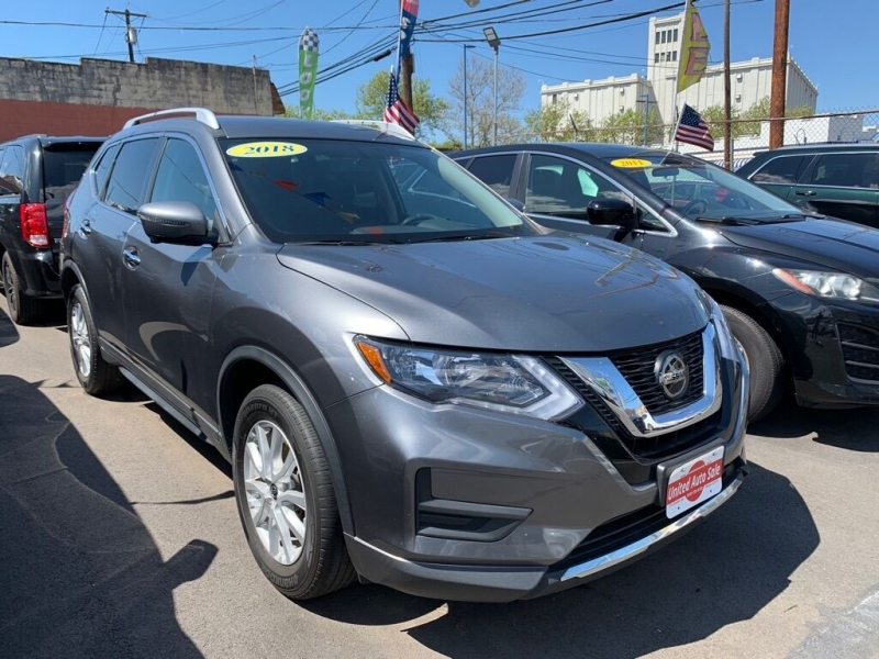 Nissan Rogue 2018 price