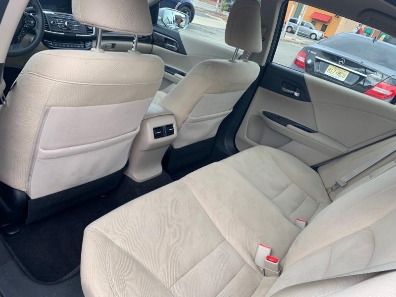 Honda Accord Hybrid 2017 price