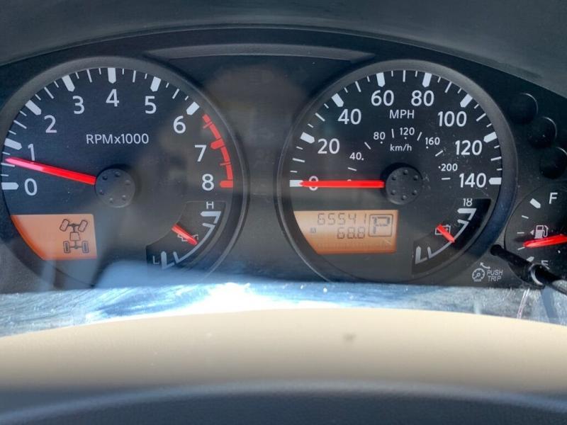 Nissan Frontier 2014 price