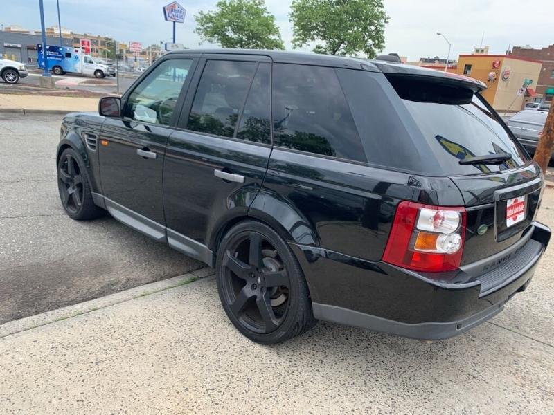 Land Rover Range Rover Sport 2007 price $9,500