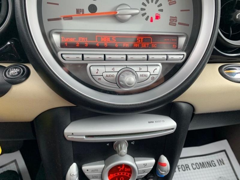 MINI Cooper Clubman 2009 price $6,500
