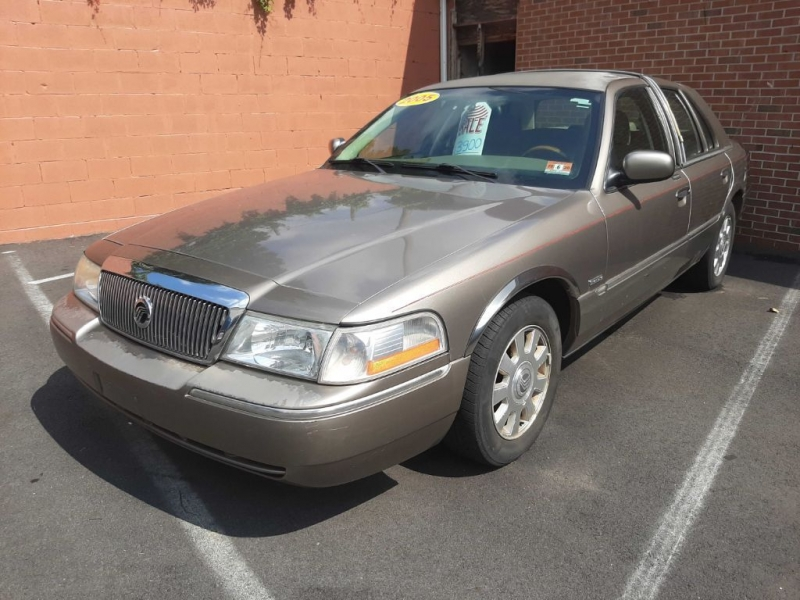 Mercury Grand Marquis 2005 price $3,900