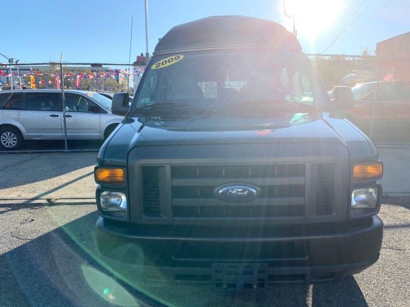 Ford E-Series Cargo 2009 price $9,500