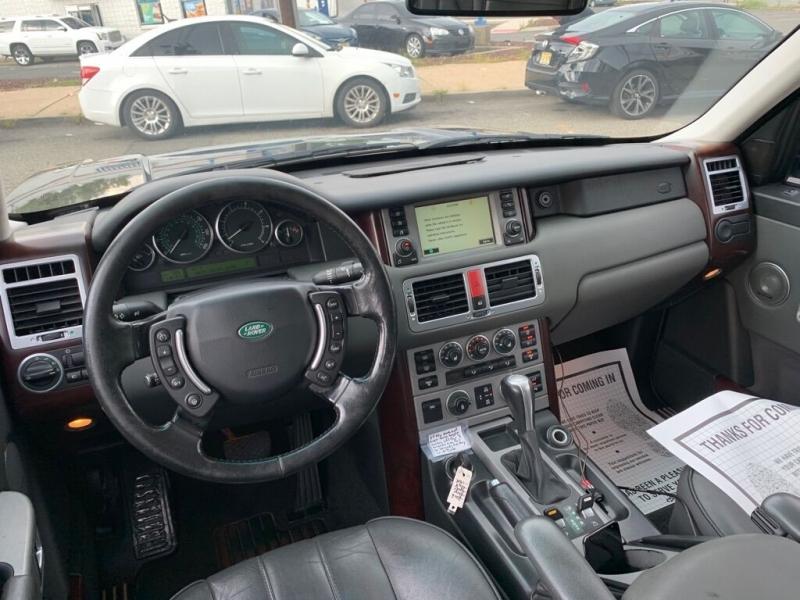 Land Rover Range Rover 2006 price $8,900