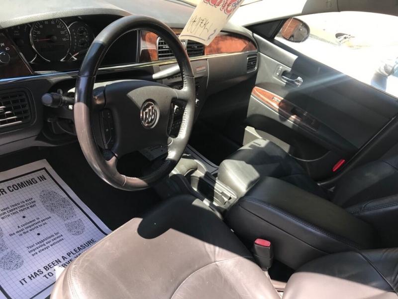 Buick LaCrosse 2009 price $4,900