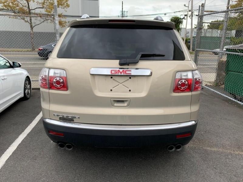 GMC Acadia 2008 price $8,500