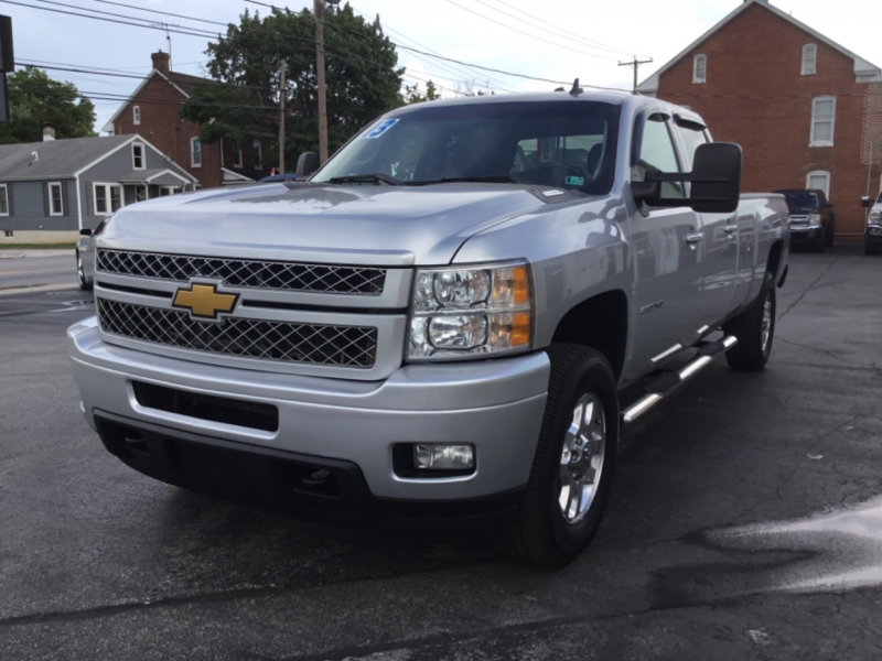 Chevrolet Silverado 2500HD 2013 price $32,995