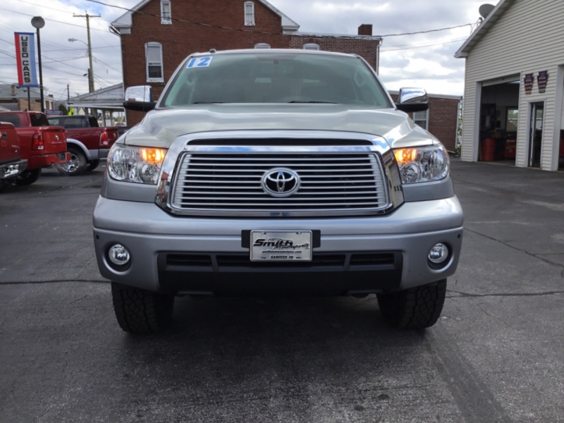 Toyota Tundra 4WD Truck 2012 price $28,995