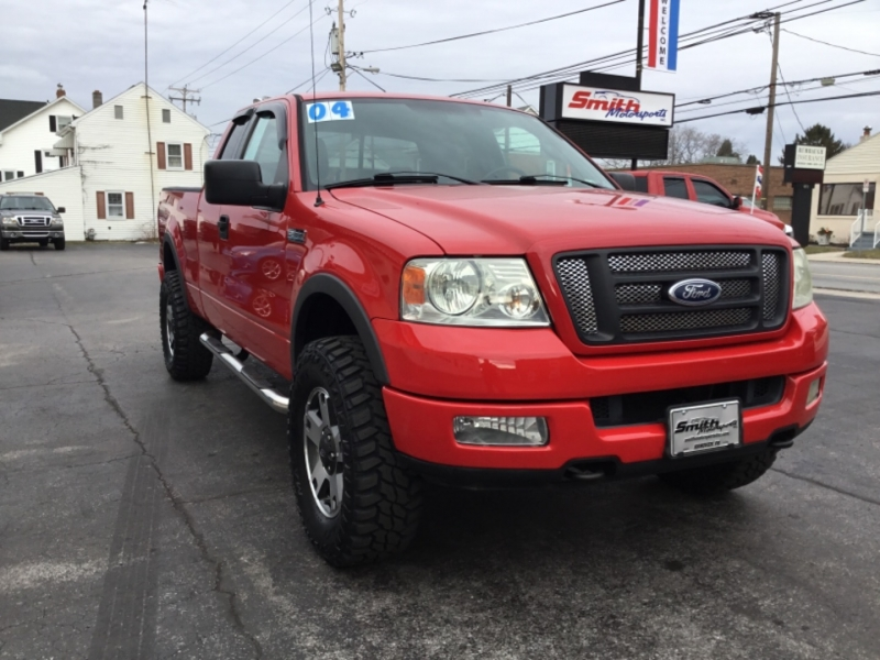 Ford F-150 2004 price $13,995