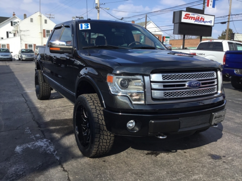 Ford F-150 2013 price $32,995