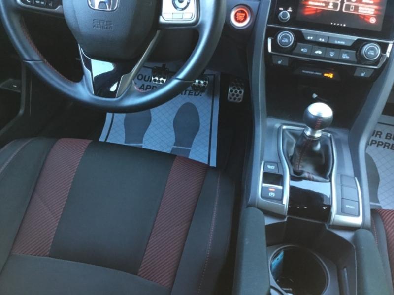 Honda Civic Si Sedan 2020 price $28,995
