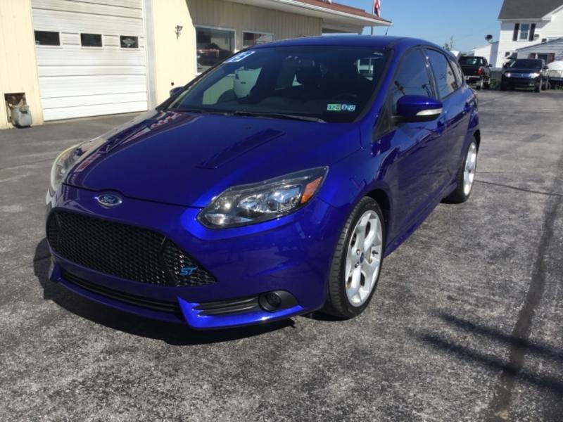 Ford Focus 2013 price $17,995