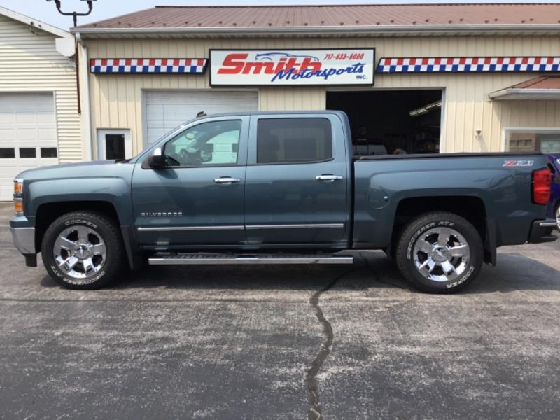 Chevrolet Silverado 1500 2014 price $33,995