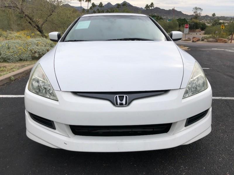Honda Accord Cpe 2005 price $5,750