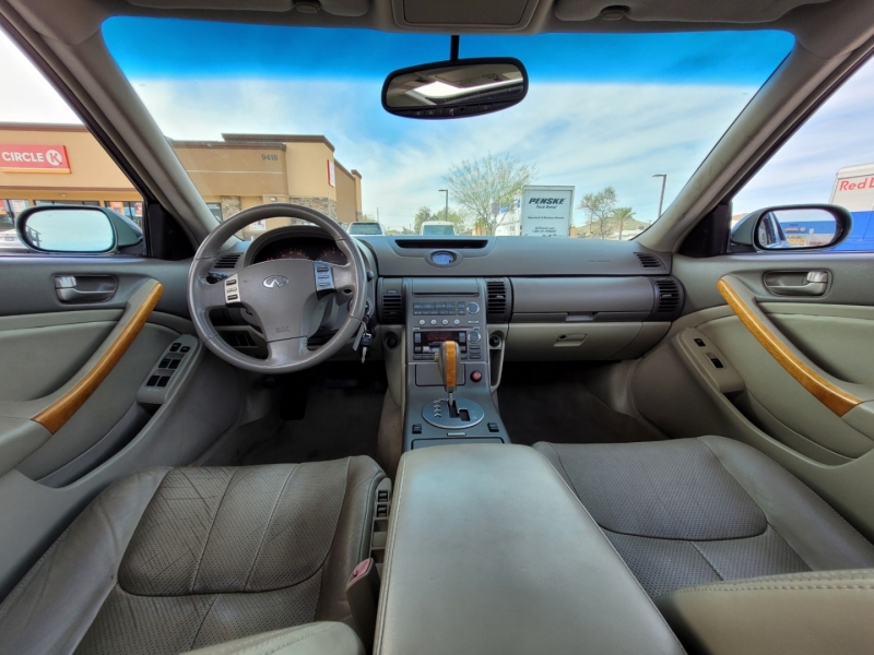 Infiniti G35 Sedan 2003 price $3,450