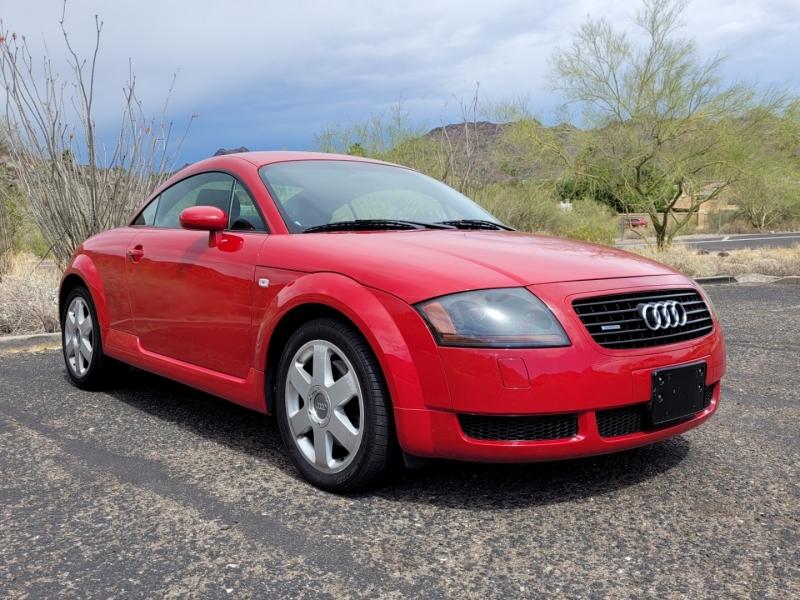 Audi TT 2001 price $5,250