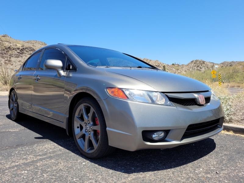 Honda Civic Sdn 2008 price $7,995