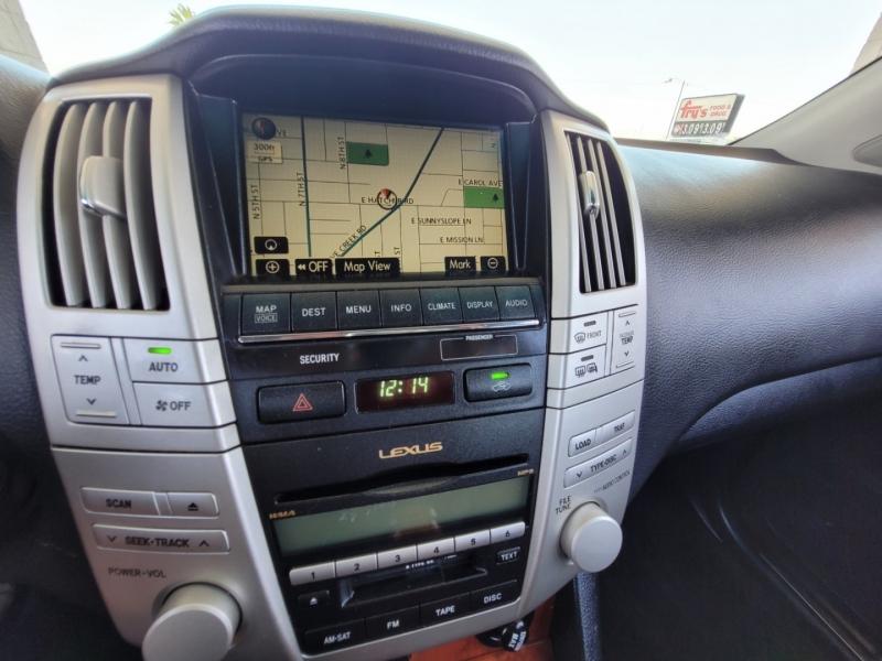 Lexus RX 350 2008 price $6,995