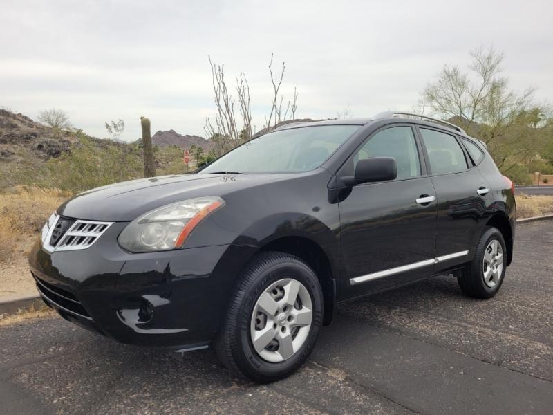 Nissan Rogue Select 2014 price $6,995