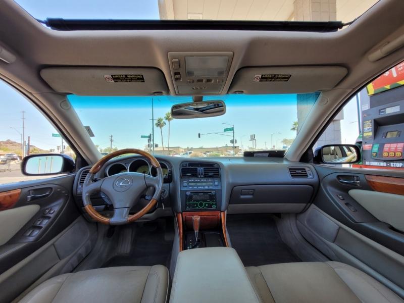 Lexus GS 430 2001 price $5,450