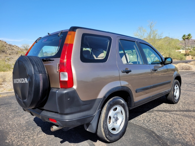 Honda CR-V 2004 price $4,450