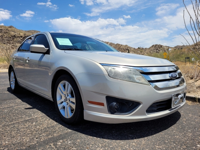 Ford Fusion 2010 price $4,950