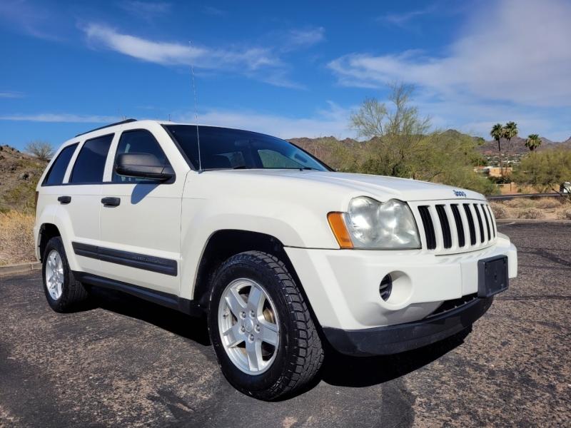 Jeep Grand Cherokee 2005 price $4,750
