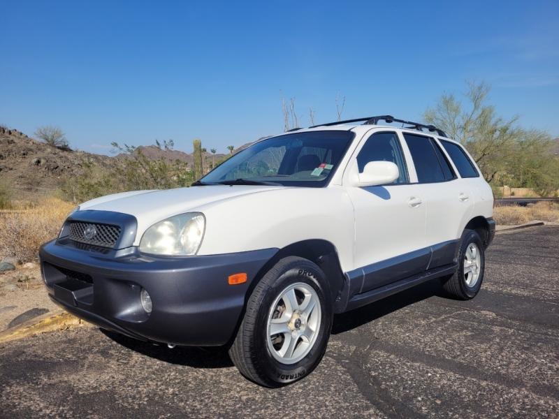 ** 2004 Hyundai Santa Fe GLS 3.5L V6 * Moonroof * Low Miles * 2-Owner * Clean Carfax * Nice! **