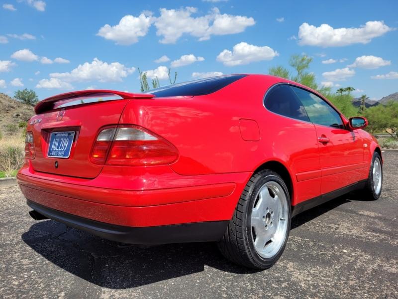 Mercedes-Benz CLK Class 1999 price $4,995