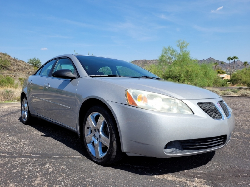 Pontiac G6 2006 price $4,750