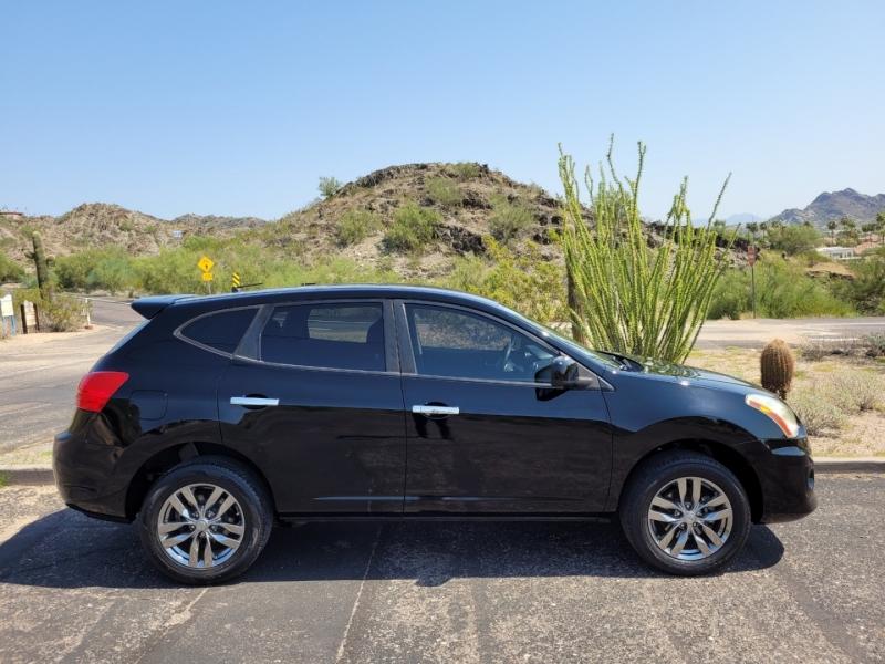 Nissan Rogue 2010 price $6,750