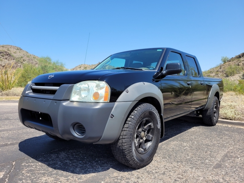 Nissan Frontier 2WD 2003 price $5,750