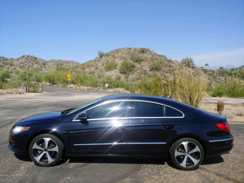 Volkswagen CC 2010 price $7,450