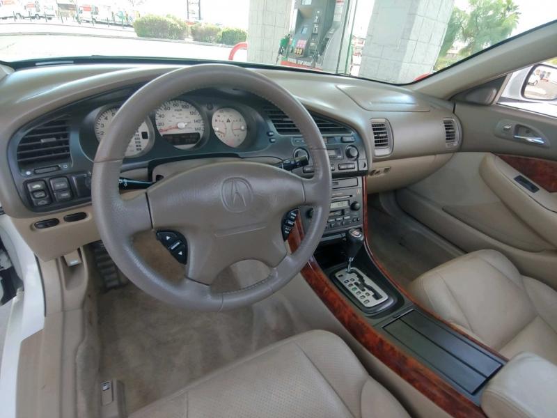Acura CL 2001 price $5,750