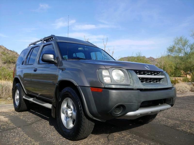 Nissan Xterra 2003 price $4,750