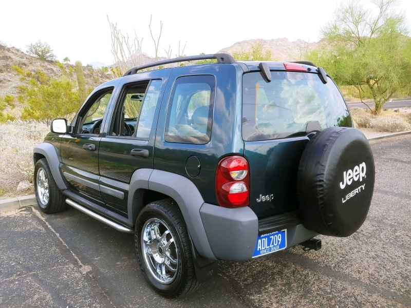 Jeep Liberty 2005 price $5,450