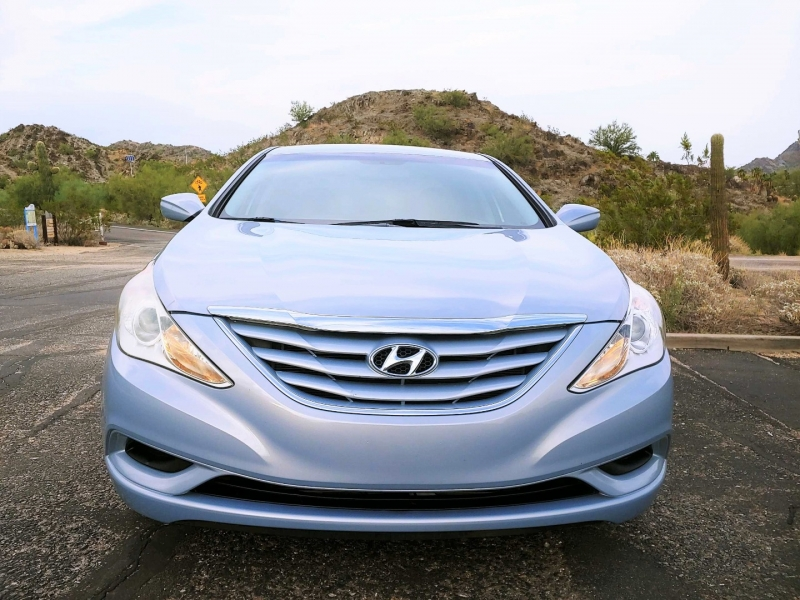 Hyundai Sonata 2011 price $6,450
