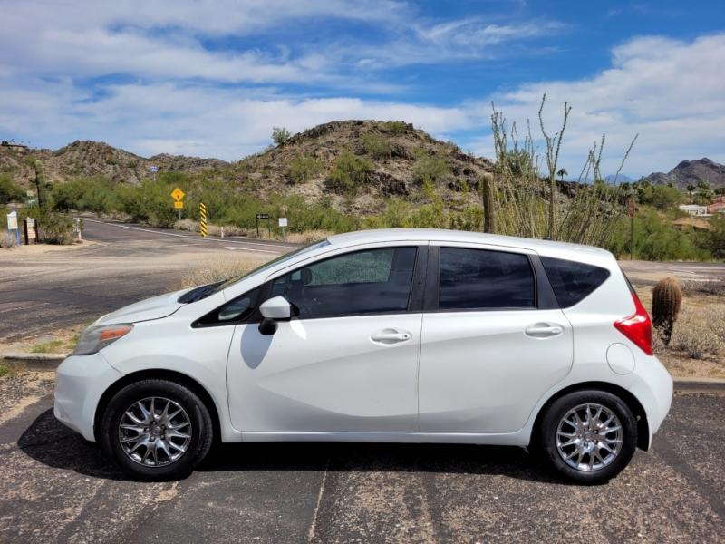 Nissan Versa Note 2015 price $6,450