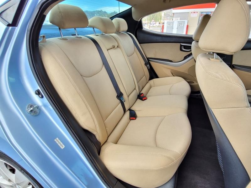 Hyundai Elantra 2012 price $7,250