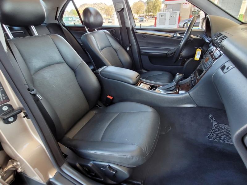 Mercedes-Benz C-Class 2002 price $4,750
