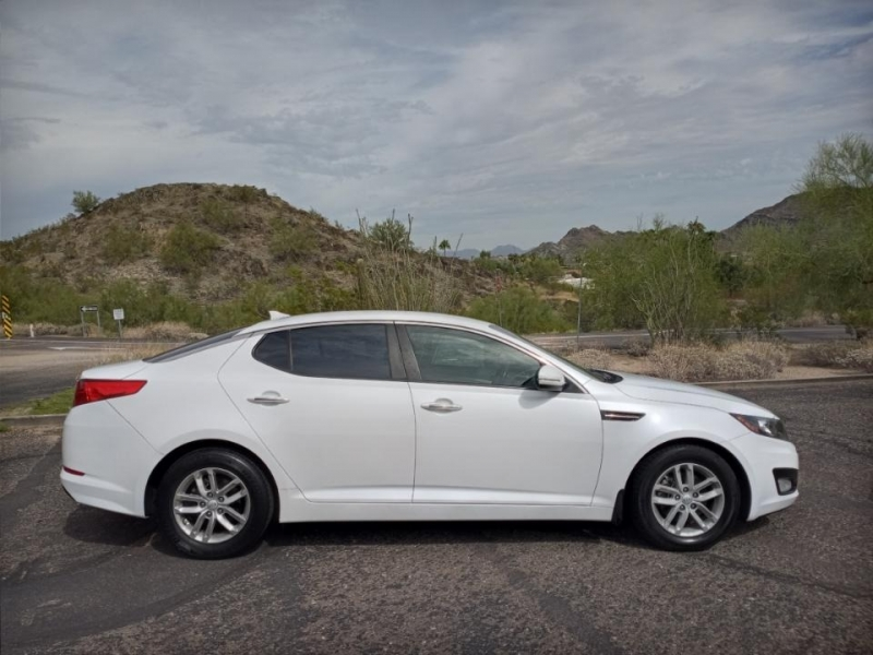 Kia Optima 2013 price $7,450