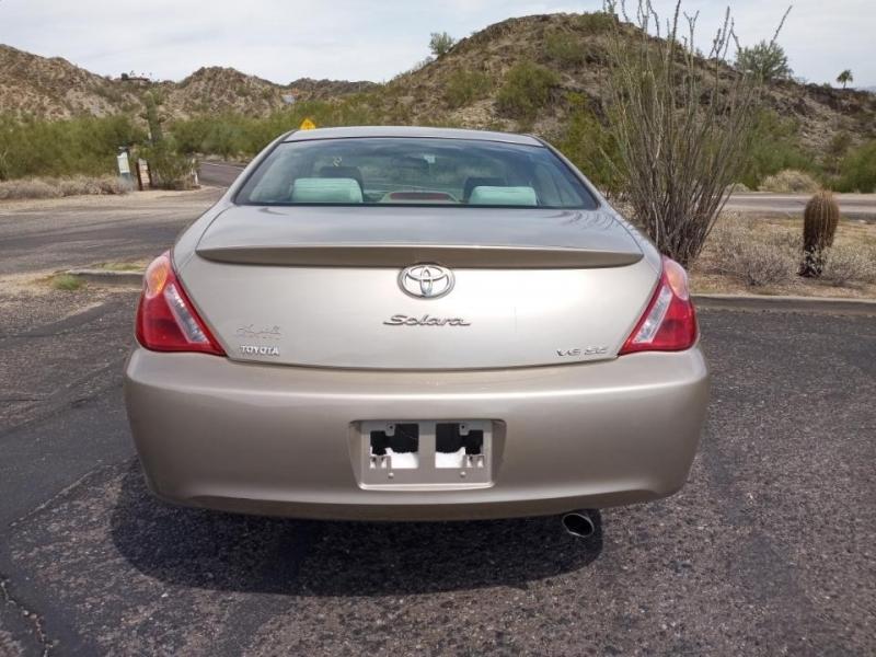 Toyota Camry Solara 2006 price $4,950