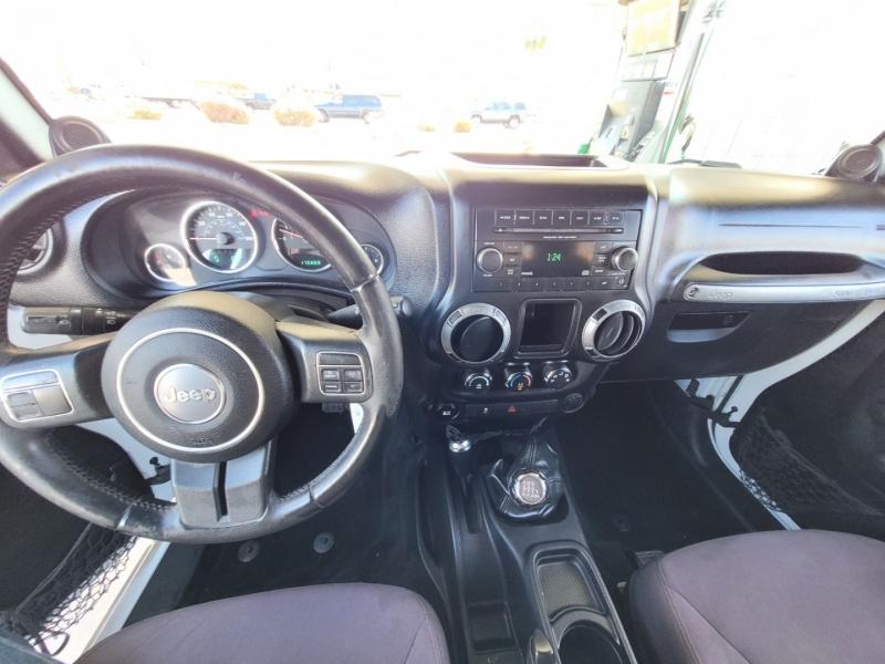 Jeep Wrangler 2014 price $14,950